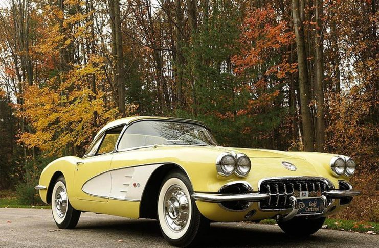 [GALLERY] Straight Axle Saturday! (51 Corvette Photos)