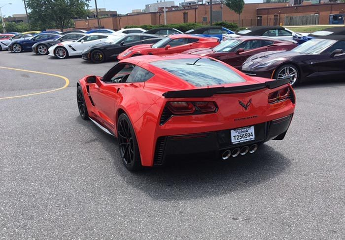 Corvette Delivery Dispatch with National Corvette Seller Mike Furman for July 16th
