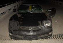 Deputies Fire 22 Rounds at a C5 Corvette Driver Who Brandished a Weapon