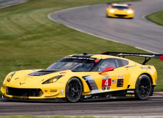 Corvette Racing at Lime Rock: Third-Row Start for Pair of Chevrolet Corvettes