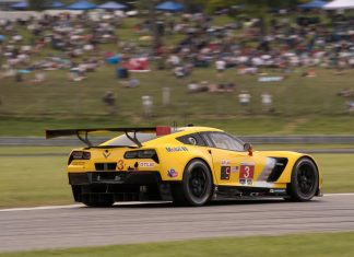 Corvette Racing at Lime Rock Park: No. 3 Corvette Extends GTLM Points Lead