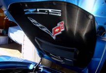 Add a Touch of Custom to Your C7 Z06 Corvette with RPI Designs' Airbrushed Hood Liners