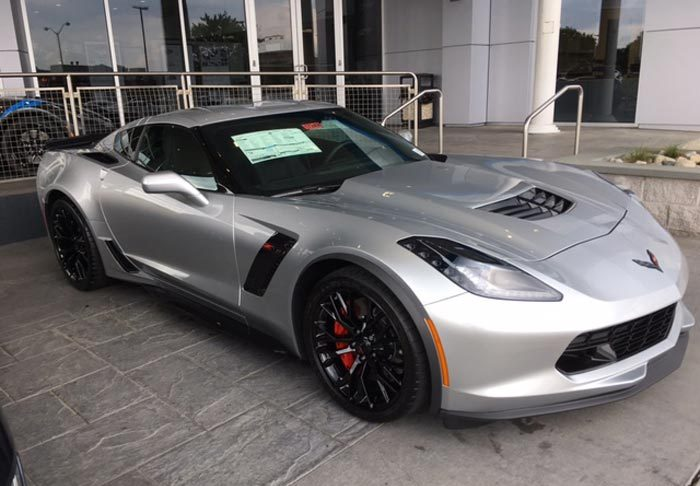 Corvette Delivery Dispatch with National Corvette Seller Mike Furman for July 23th