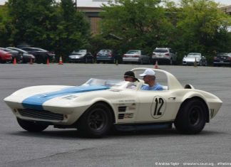 [VIDEO] George Wintersteen Drives His Former #002 Corvette Grand Sport Roadster