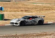 [VIDEO] 2018 Corvette ZR1 Flyby at Willow Springs