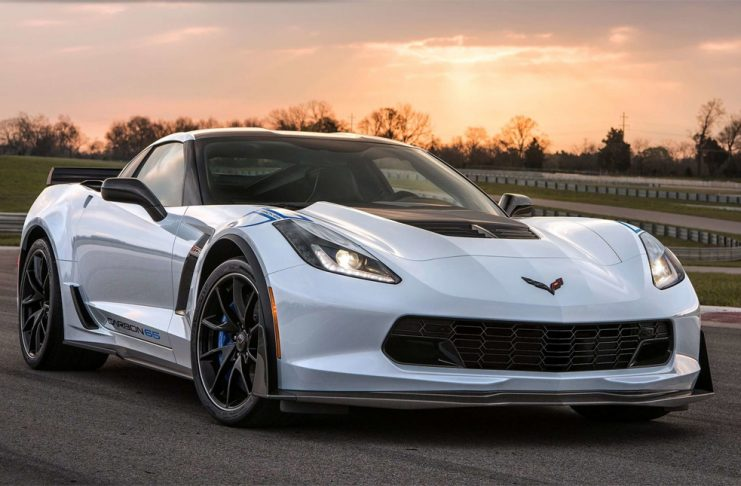 Update on 2018 Corvette Production Shows 356 Carbon 65s Completed