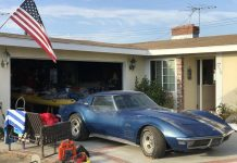 Corvettes on eBay: 1970 Corvette Garage Find