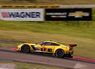 Corvette Racing at Lime Rock Park: Anniversary of Victory No. 100