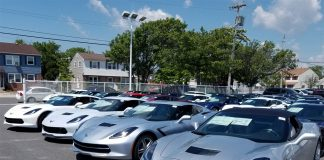July 2017 Corvette Sales
