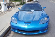[PICS] No Love for this C6 Corvette ZR1
