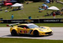 Corvette Racing at Road America: No. 3 Corvette Retains Points Lead