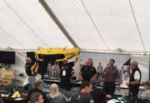 Corvette Racing's Dan Binks Raises $43,500 for Camp Anokijig