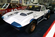 [VIDEO] Bill Tower's Walk-Around of the #005 1963 Corvette Grand Sport