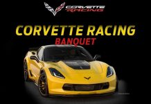 Join the VIPs for the Annual Corvette Racing Banquet at Monterey