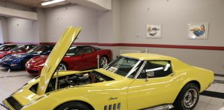 [VIDEO] Start it Up! Rare Big Block Corvettes Started Up at Roger's Corvette Center
