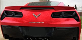 Add a Touch of Sinister to Your C7 Corvette with a Blackout Lens Package from PFYC