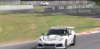 [VIDEO] Sound and Fury: The 2018 Corvette ZR1 on the Nurburgring
