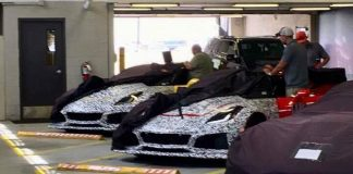[PIC] Are the 2018 Corvette ZR1 Prototypes Coming to Corvettes at Carlisle??