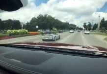 [VIDEO] 2018 Corvette ZR1 Convertible Crashes Autoblog's Facebook Live Broadcast