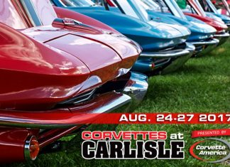 Place Your Order from Corvette America and Take Delivery at Corvettes at Carlisle
