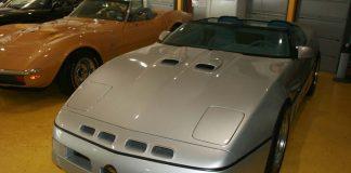 Corvettes on eBay: 1991 Callaway Speedster