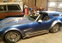 Unicorn 1971 Corvette Wagon Offered in Texas Estate Sale
