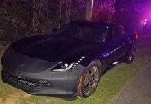 [STOLEN] C7 Corvette Stolen from Florida Dealership is Recovered