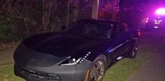 [STOLEN] C7 Corvette Stolen from Florida Dealership is Recovered