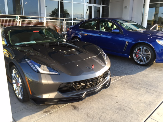 Corvette Delivery Dispatch with National Corvette Seller Mike Furman for Aug. 20th
