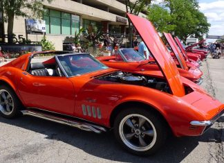 [PICS] The Corvettes of the 2017 Woodward Dream Cruise