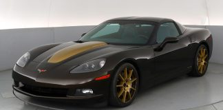 Import-Export UAE C6 Callaway SC616 Corvette Offered for Sale