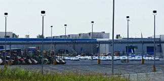 [PIC] New Corvettes Still Remain at the Corvette Assembly Plant