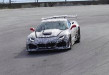 What Was Making that Huge Sound Out at GM's Milford Proving Grounds Yesterday??