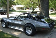 Corvettes on eBay: Ecklers Custom 1973 Corvette Hatchback