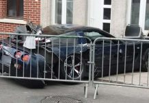 [ACCIDENT] Mon Dieu! Rare C5 Corvette Strikes Parked Cars in France
