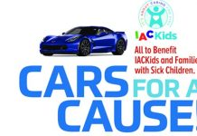 Join Van Bortel Chevrolet for the 'Cars for a Cause Show' this Saturday