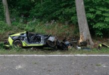 [ACCIDENT] Data Shows Driver of Corvette Z06 Doing 125 MPH Before Slamming into a Tree