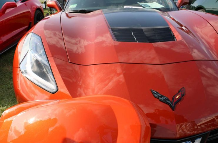 [PICS] A Closer Look at Corvette's New Sebring Orange Exterior