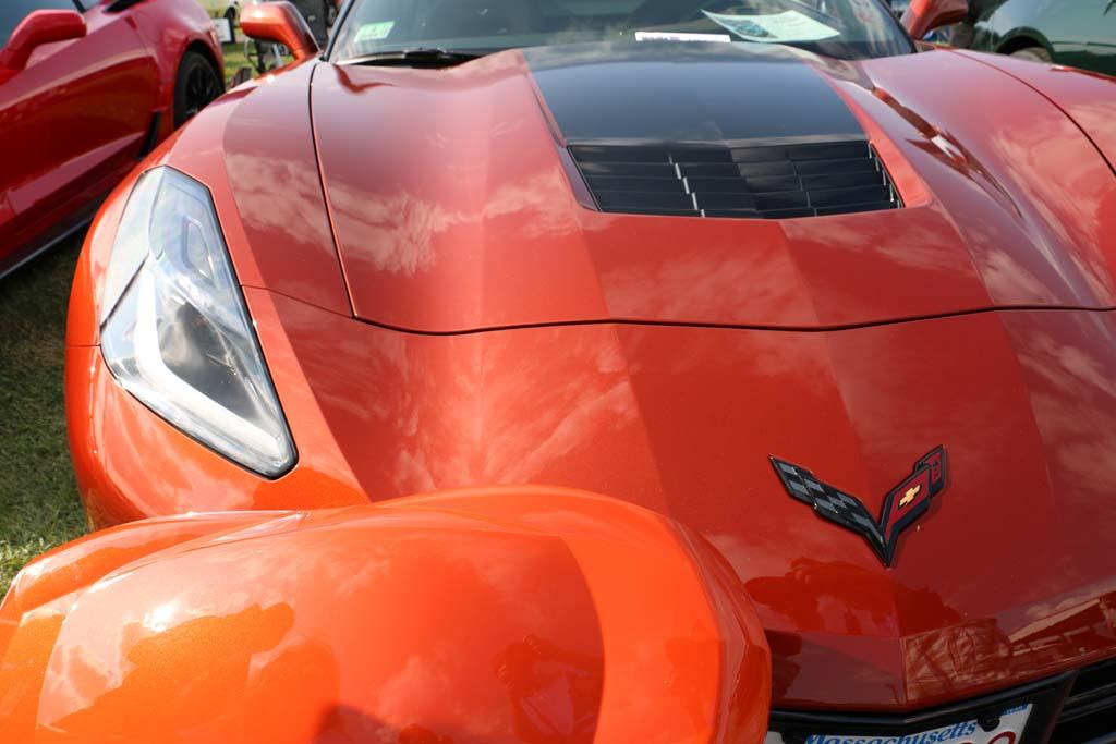 Mid Engine Corvette >> [PICS] A Closer Look at Corvette's New Sebring Orange ...