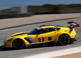 Corvette Racing at Monterey: Focus Forward to Raceday