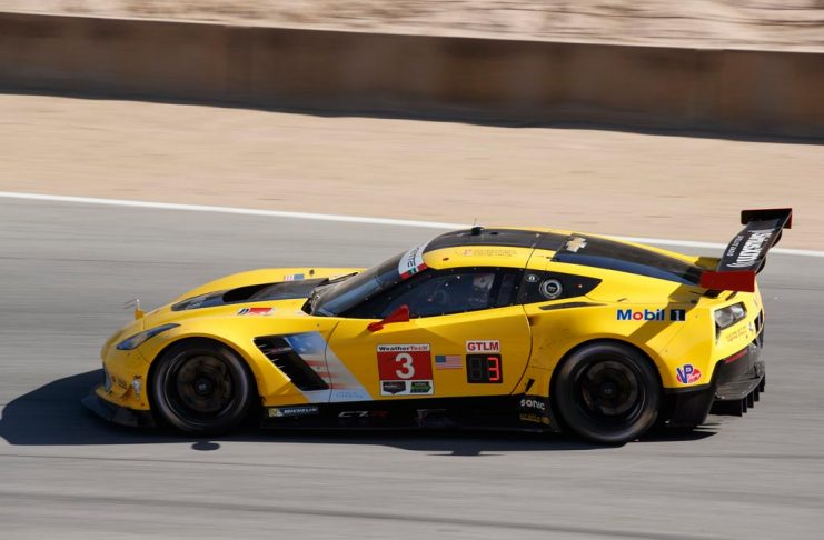 Corvette Racing at Monterey: Garcia, Magnussen On Doorstep of GTLM Title