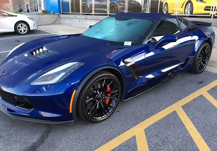 Corvette Delivery Dispatch with National Corvette Seller Mike Furman for Sept. 24th