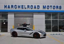 Nebraska's Harchelroad Motors: Fluent in Corvette and Famous for Fun!