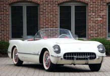 Main Attraction: 1953 Corvette VIN 91 Headlines Mecum's Chicago Auction