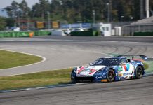 Callaway Competition: ADAC GT Masters Hockenheim Report