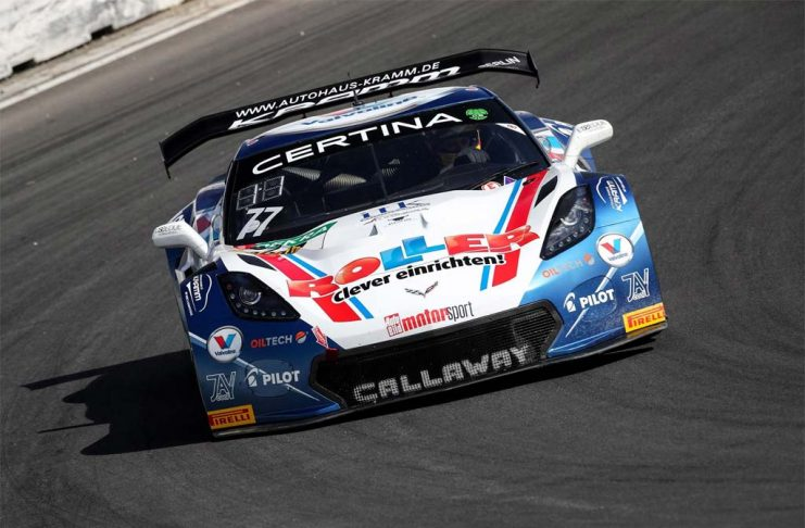 Cadillac Racing's Withdraw from PWC Opens the Door for the Callaway C7 GT3