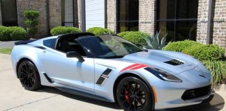 Chevrolet Offers Up to $3,500 in New Incentives on 2017 Corvettes