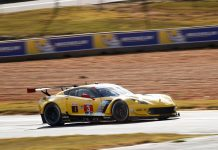 Corvette Racing at Road Atlanta: Garcia Qualifies Points-Leading No. 3 Corvette Second in GTLM