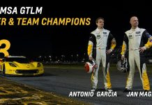Corvette Racing Secures GTLM Championships at Road Atlanta