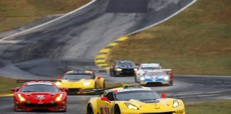 Corvette Racing at Road Atlanta: Runner-Up Finish for GTLM Champions